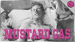 So You've Just Died From Mustard Gas...Bon Appétit!
