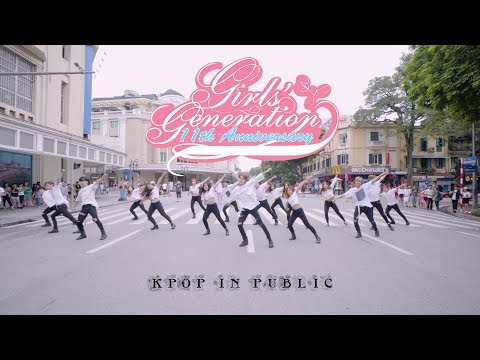 [KPOP IN PUBLIC CHALLENGE] Girls' Generation 소녀시대 11th Anniversary DANCE COVER By C.A.C From Vietnam
