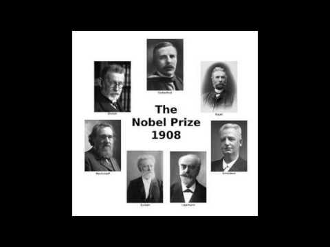 Nobel Prize in 1908 by Various #audiobook