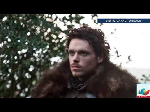 Richard Madden actor de Game of Thrones sería el próximo James Bond