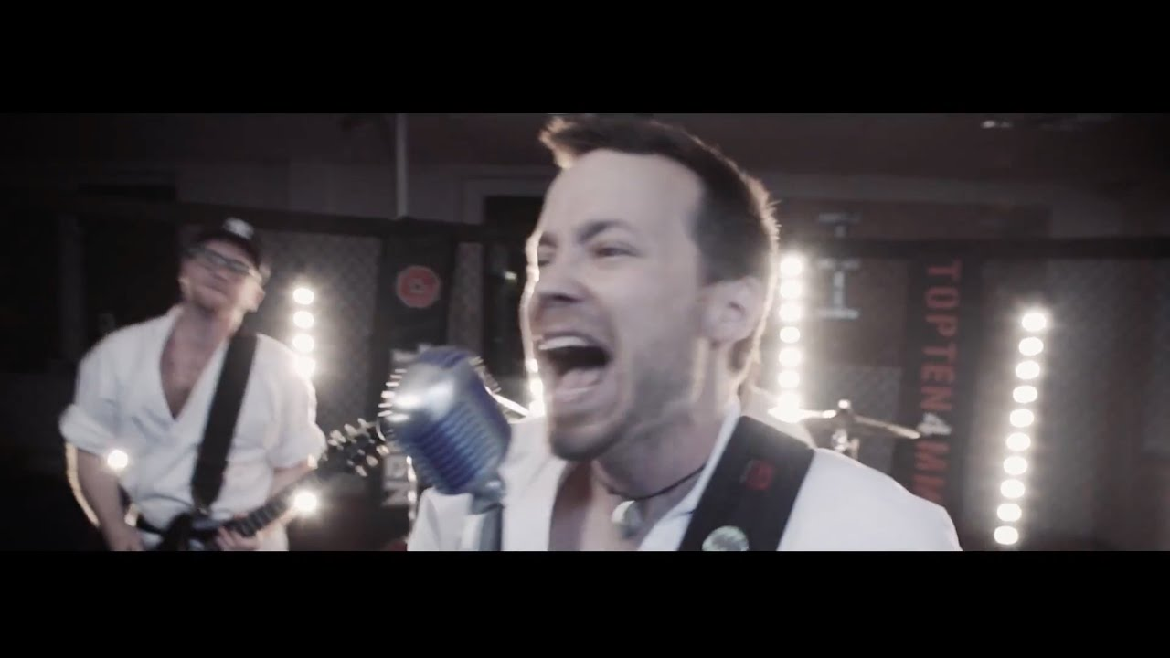 CheckPoint – Karate charakter [official music video]