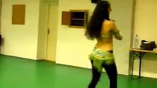 YouTube   Tere Ni Karara Belly dancing flv