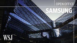 Download Inside Samsung's Futuristic $300 Million Office   Open Office   WSJ