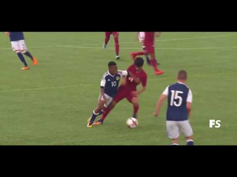 Karamoko Dembele vs Qatar - Individual Highlights