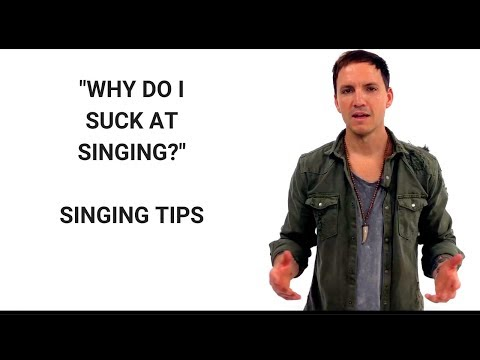 Why Do I Suck At Singing – How to Sing
