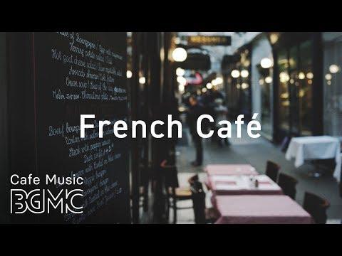 ☕️French Café - Autumn Jazz Cafe Music - Relaxing Bossa Nova Music