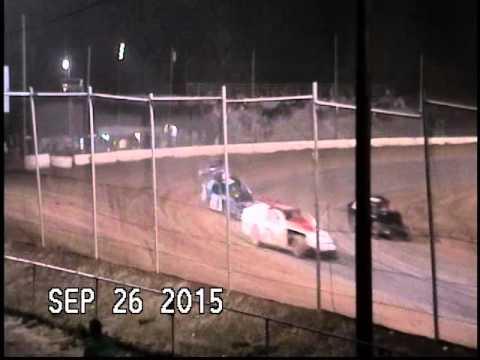 Cottage Grove Speedway 09.26.15