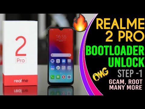realme 2 Pro , Bootloader Unlock - (Step-1) - GCam, Root, Many More -  [Hindi] 🔥🔥