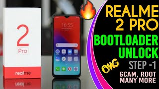 Unlock bootloader and root realme 2 pro with powerful r2x2 recovery