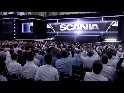 Scania reveals its next generation transport solutions