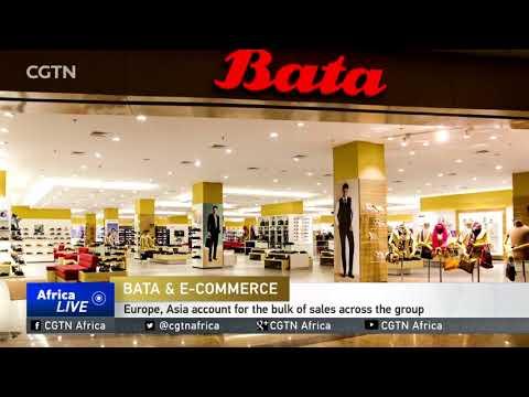 Footwear company Bata on e-commerce