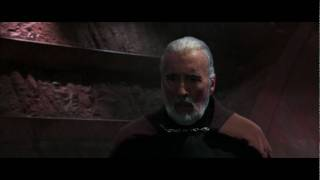 (HD 1080p) Anakin Skywalker & Obi-Wan Kenobi & Yoda vs. Count Dooku