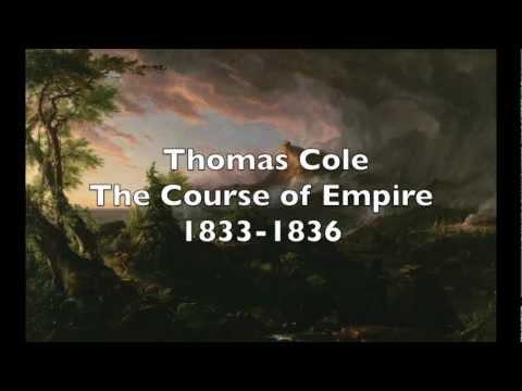Thomas Cole - The Course of Empire