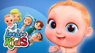 Finger Family ️ THE BEST Songs for Children | LooLoo Kids