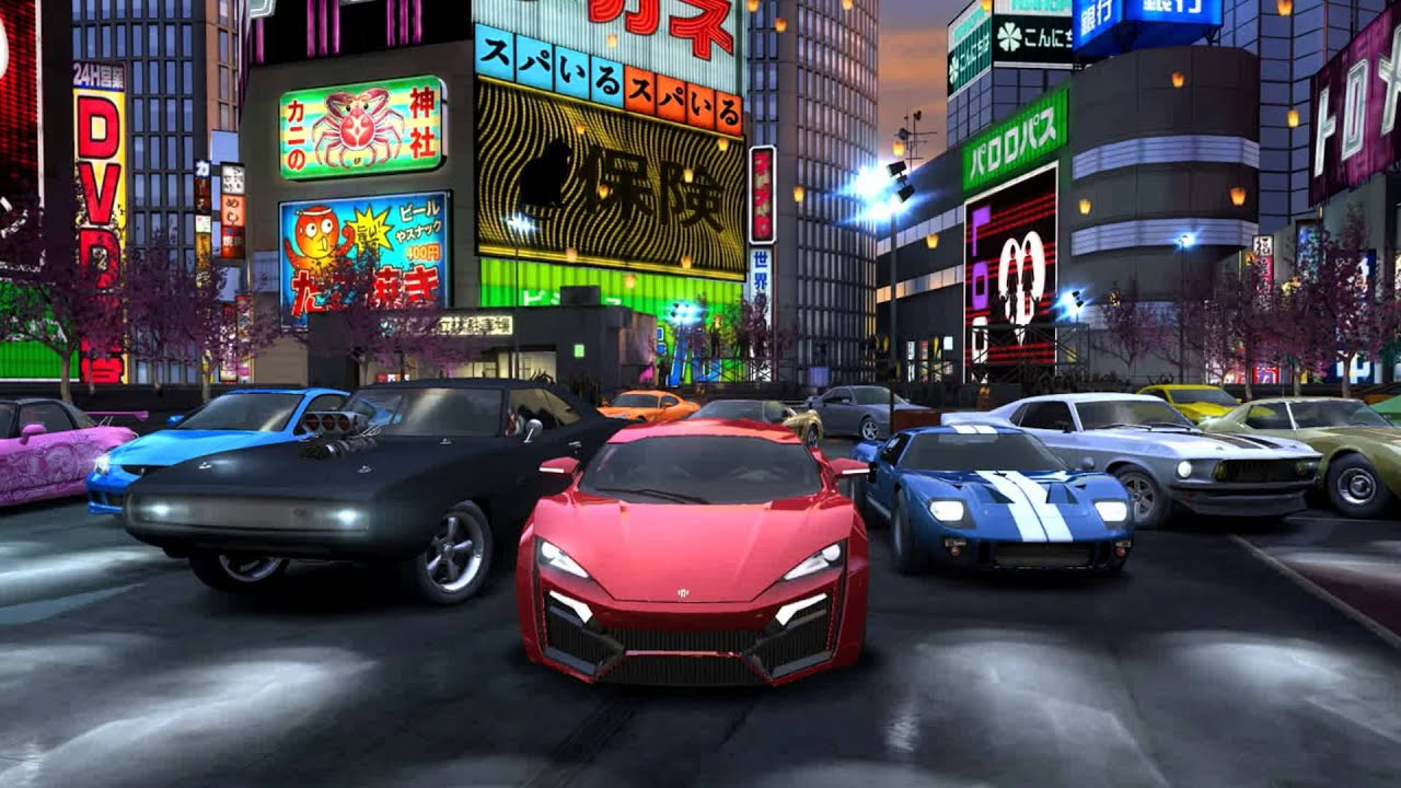 Live Wallpaper In 3d Free Download Fast Amp Furious Legacy Launch Trailer Youtube