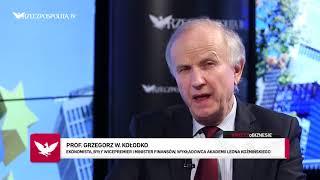 #RZECZoBIZNESIE: Prof. Grzegorz W. Kołodko - Polska wejdzie do strefy euro