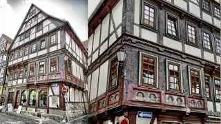 Hann. Münden: Fachwerkhäuser in HDR! Kunstvolle Aufnahmen der schönen Altstadt 9mal24 DenkmalKunst