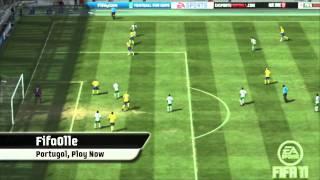 FIFA 11 - bramki sezonu 1