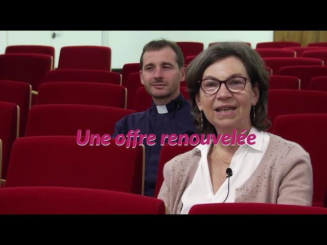 Approfondir sa foi, le diocèse de Valence innove