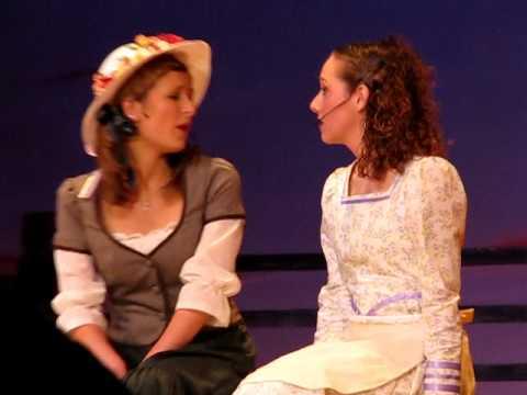 I Caint Say No  Michelle Strano as Ado Annie in Oklahoma!
