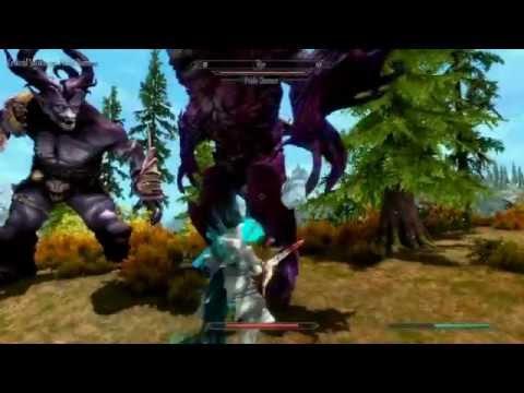Skyrim Combat Mod 5 2 New Transformations Skyrim Forums
