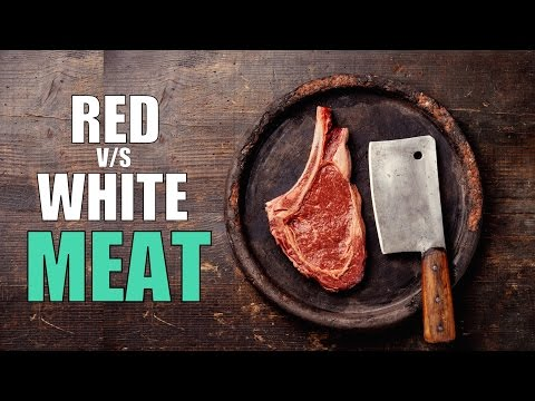 Types of MEAT | Red Meat vs White Meat | Complete Info by Guru Mann