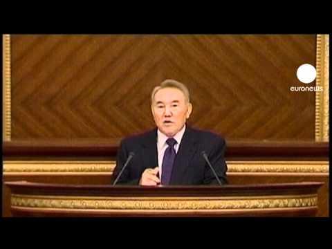 Kazakhstan : Nazarbaïev devra passer par la case...