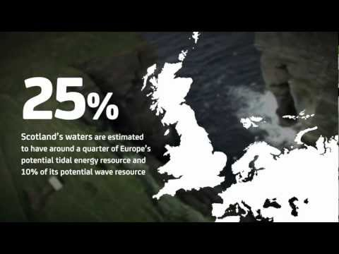 Scotland's clean energy challenge to the world
