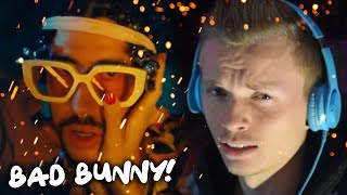 HE'S BACK! 🔥 Bad Bunny x Jhay Cortez - Dákiti (Official Video) REACTION!