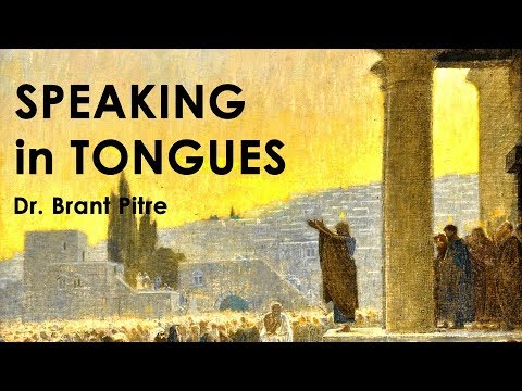 Speaking in Tongues in the Bible