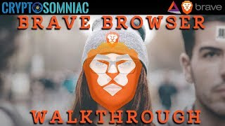 How To Use Brave Browser | What is BAT? | Basic Attention Token