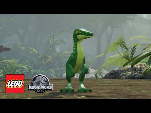 LEGO Jurassic World: The Video Game - Compsognathus