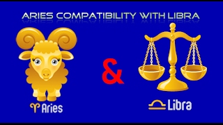 ARIES & LIBRA SEXUAL & INTIMACY COMPATIBILITY