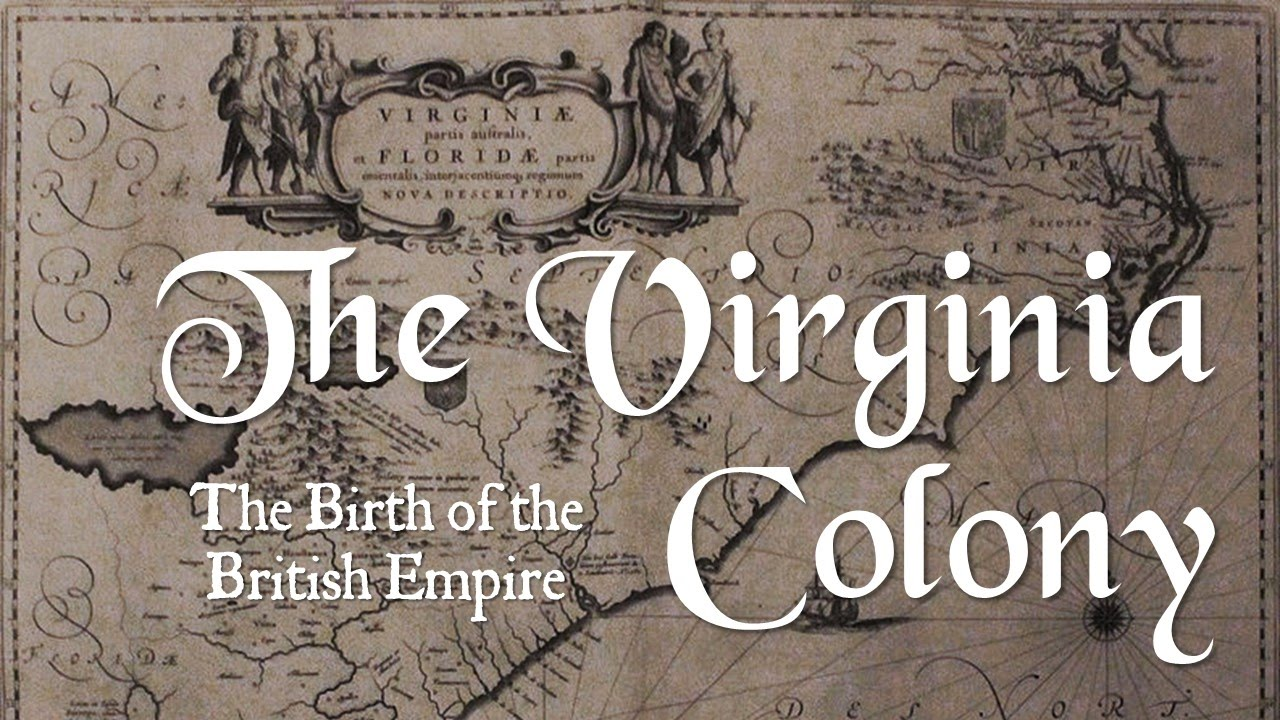 virginia colony report Colonial virginia contributed by brendan wolfe  the virginia colony was founded and, at first, run by the virginia company of london sir walter raleigh had paid for his colonial ventures himself, and so assumed nearly all of the risk by contrast, the virginia company sold shares to englishmen so that risk would be dispersed in the likely.