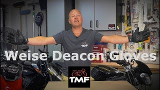 Weise Deacon Motorcycle Gloves Review