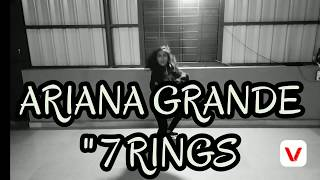 Dance cover on 7 Rings ( remix) by Ariana Grande Video