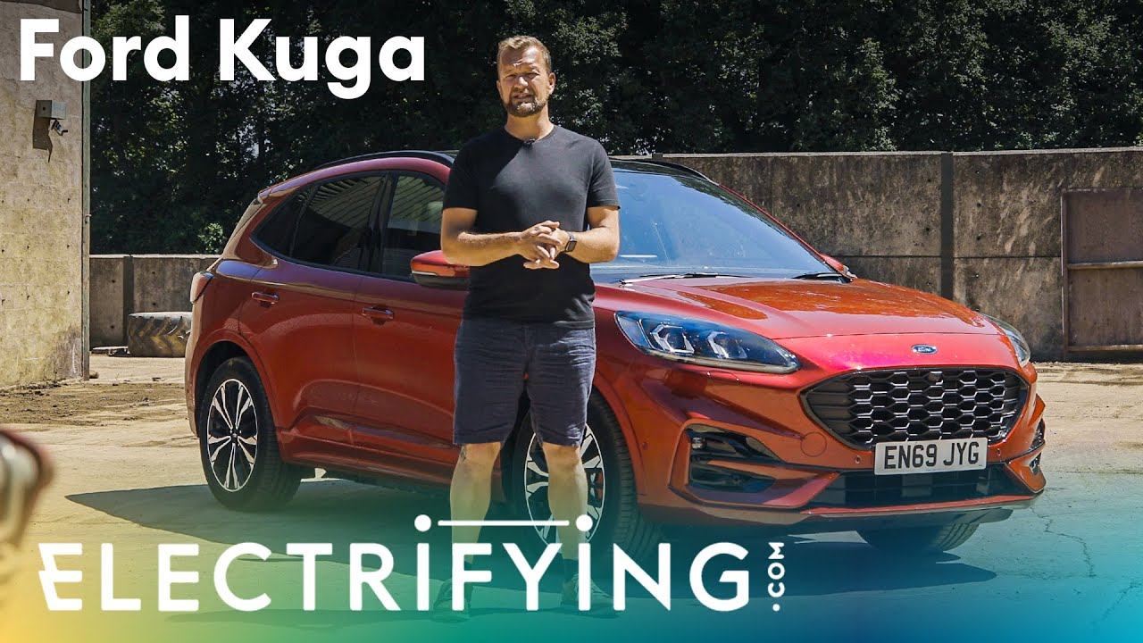 Ford Kuga PHEV SUV 2020: In-depth review with Tom Ford / Electrifying
