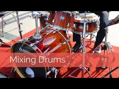 How To Mix Drums - Pro Tools Basics