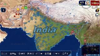 Geopolitical Simulator 4:  2018 - All Roads Lead to Delhi Ep. 64 - Greater India