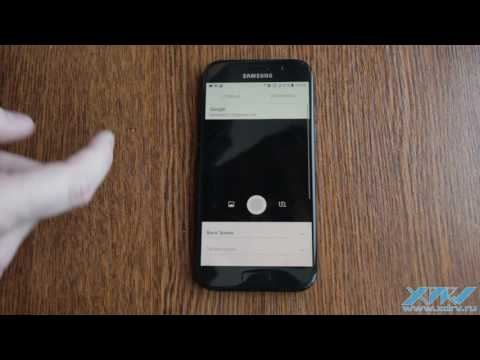 Как установить фото на контакт в Galaxy A5 (2017) (XDRV.RU)