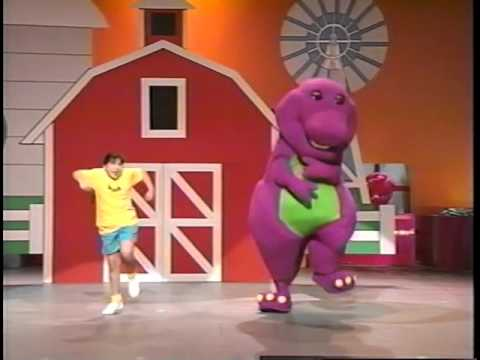 Barney  The Backyard Gang Barney In Concert Original Version  YouTube