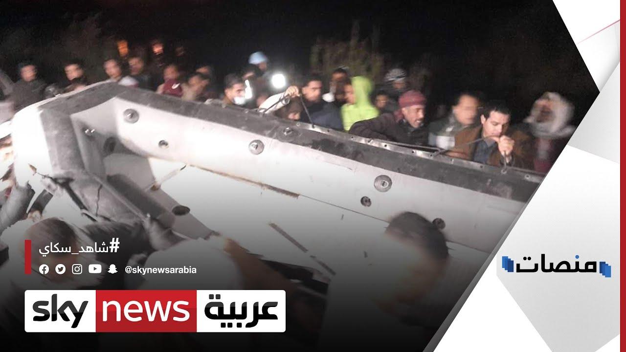 تفاصيل مأساة مركب الإسكندرية تتصدر مواقع التواصل الاجتماعي | منصات  - نشر قبل 13 ساعة