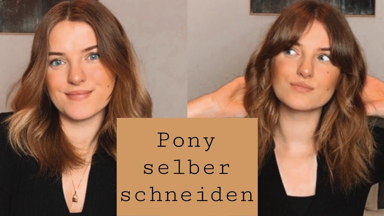 Selber Pony Schneiden Curtain Bangs Schneiden Liv Singer Youtube
