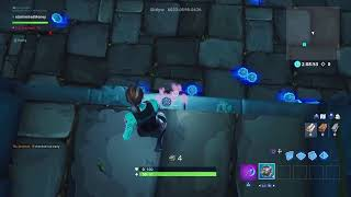 Let's Play The Jigsaw Escape/deathrun/puzzle Map Fortnite Creative