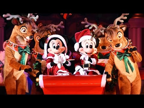NEW Show! Mickeys Most Merriest Celebration at Mickeys Very Merry Christmas Party 2016