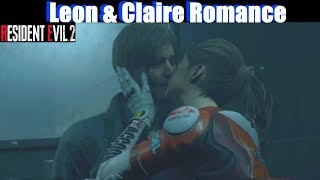 RE2 Leon & Claire Romance - Resident Evil 2 Remake 2019 (Fanmade)