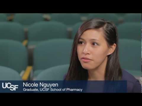 UCSF School of Pharmacy Graduate Nicole Nguyen