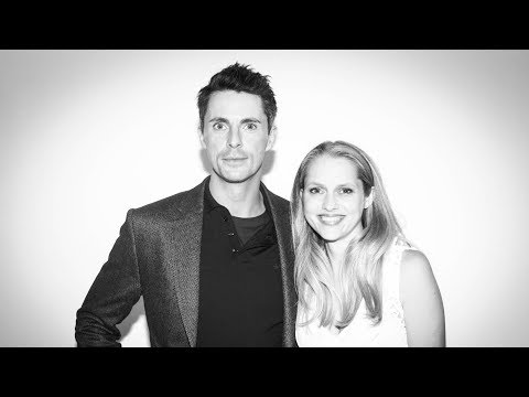Matthew Goode And Teresa Palmer Talk About The New Sky Series 'A Discovery Of Witches'