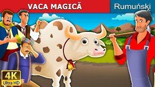 VACA MAGICĂ | Povesti pentru copii | Romanian Fairy Tales