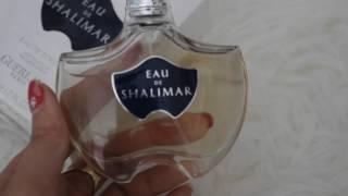 Video Guerlain Eau de Shalimar
